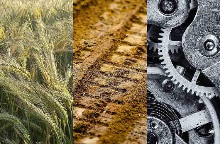 Agrartechnik, Bautechnik, Maschinenbau Bild TECKOS